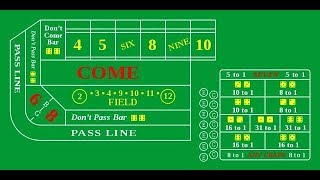Best Craps Strategy
