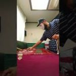 CRAPS Strategy – Free CRAPS Training ( From the Back )