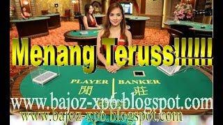 Tips Trik dan Cara Menang Judi Online Live Casino (Poker, Baccarat, Roulette, SicBio, Ceme)