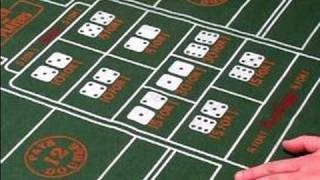How to Play Craps : How to Play the Proposition Box in Craps