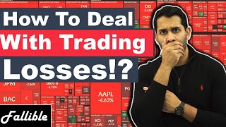 How To Deal With Trading Losses | Never Fear A Losing Trade Again!?