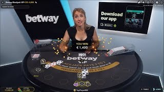 Live BlackJack – 400 € to 3255 € – Big Side Bet Win – Must See