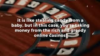 Winning Roulette Strategy