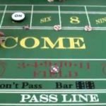 The Craps Coach's  'Iron Cross' Betting Strategy