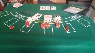Basic Blackjack Game: learn how to play!