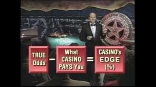 "LEARN HOW TO GET ""BEST CASINO ODDS"" VIDEO 