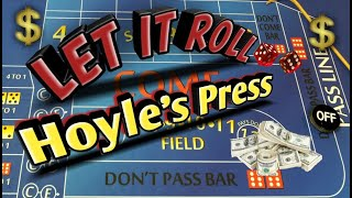 Craps Betting Strategy – Hoyle's Press – Beginners Intermediate or Advanced Players