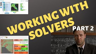 Working with Solvers Part 2 – Poker Strategy