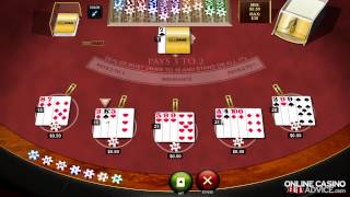 How to Play Multihand Blackjack – OnlineCasinoAdvice.com