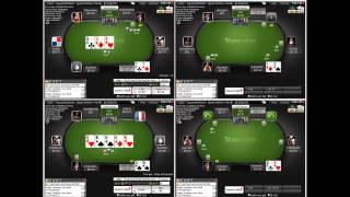 Titan Poker – Live 50NL Session – Poker Strategy
