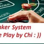 Baccarat Winning Strategies Live Play 6/9/19