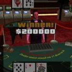 GTA San Andreas – Roulette and Blackjack