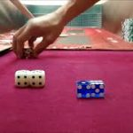 Craps Strategy Controlled Random Looking Roll