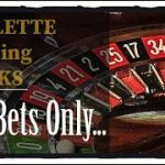 Roulette WIN tricks with $10 Bets.