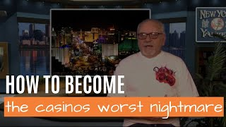 How to Win at Craps and Become the Casinos Worst Nightmare