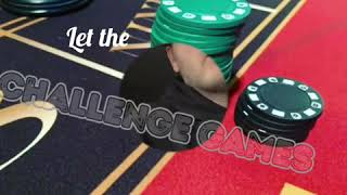 Craps Strategy/36roll challenge… let the games begin