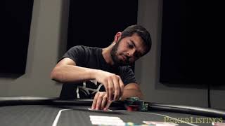 How to Semi Bluff with a Draw – Poker Strategy Power Moves