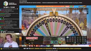 LIVE CASINO GAMES – SMM MEGA bullet tomorrow👌 (10/07/19)