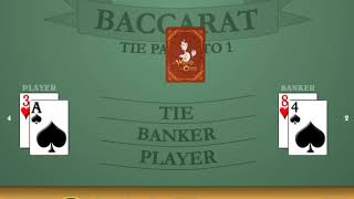 [[New 75% Winner]] The 3-And-Out Baccarat Betting System by Panther – Recommended by Lisa W.