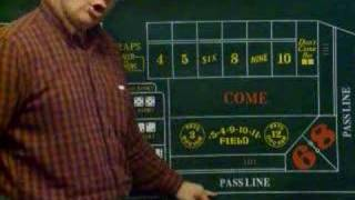 Craps 6 & 8 with Don't Bets