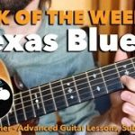 Texas Blues Guitar Lesson – Dream Licks Made Easy