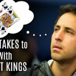 3 MISTAKES to Avoid With Pocket Kings in Cash Games (Poker Strategy)