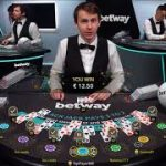 Live Blackjack – 5€ Bet – How BlackJack Basic Strategy Worked