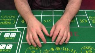 Dice Control: The Trinity Method: A New Method of Playing Craps!