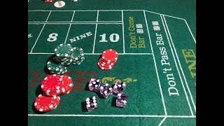 Craps Strategy That Works 100% Of The Time