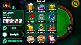 Poker Mania  – FREE Texas holdem HD @ Google Play