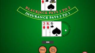 [NEW] Blackjack Betting System + Scaling + Jump Off + Perfect Play ($200 Session Roll) Action @5:10