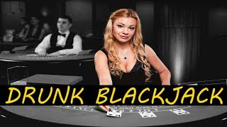 Drunk Blackjack Live Coaching Session – Watch Till The End!