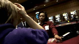 Psycho Shanon plays Blackjack
