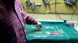 Craps Playing the 6 & 8