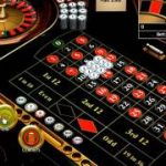 Roulette strategy with 1 number, betting on straight up + Split + Corner.
