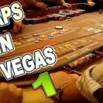 Craps Game: Real Live Craps Game in Las Vegas