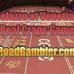 Complete Craps Game at the Palazzo at the Venetian Hotel and Casino