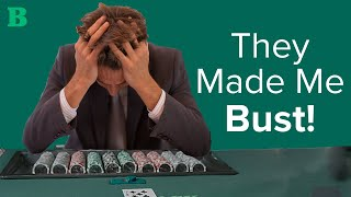 Bad Blackjack Players: What Should You Do About Them?