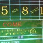 Power Press Casino Craps Game Super Dice table Move