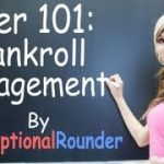 Poker Bankroll Management Lesson – Texas Holdem Poker Strategy – Online Hold em Poker