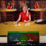 Baccarat Squeeze Evolution Gaming