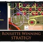 With the TREND:  ONE Up ONE Down : ROULETTE Strategy to Win