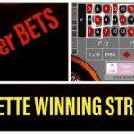 Roulette WIN tricks CORNER BETS