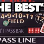 """World's Best"" Craps Betting Strategy"