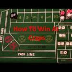 How To Win At Craps – The Best Strategy, Hands Down.