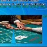 Baccarat Strategy – A Simple Way To Win