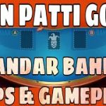 TEEN PATTI GOLD | ANDAR BAHAR GAME TIPS AND GAMPLAY!