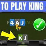 How to Play KING JACK (Advanced Poker Strategy)