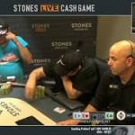 Check out this huge $12.7k pot in the Harlan & Victims game on Stones Live!