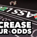Increase your Odds at Casino Craps